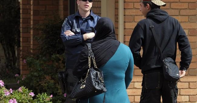 Australia says man sent money to American in Syria