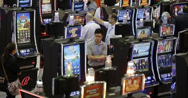 Study: Gambling industry worth $240B, 1.7M jobs