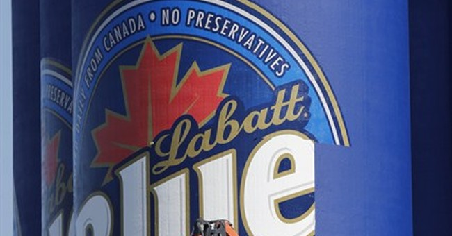 Correction: Buffalo Silos-Beer Ad story