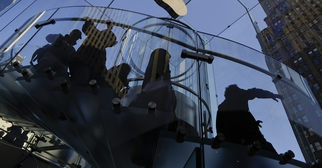 EU says Apple gets illegal tax benefits in Ireland