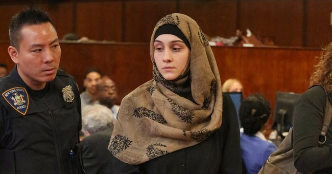 Marathon bombing suspects' sister faces NYC judge