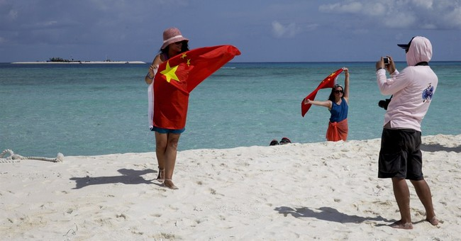 Chinese patriotism fuels cruises to disputed isles