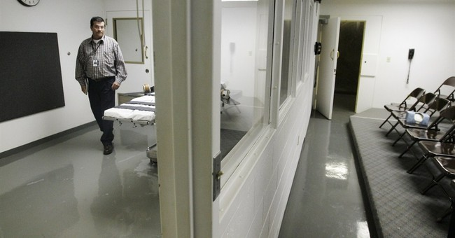 Oklahoma unveils new execution procedures
