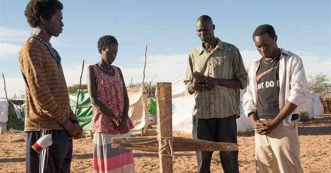 Review: Moving story, simply told, in 'Good Lie'