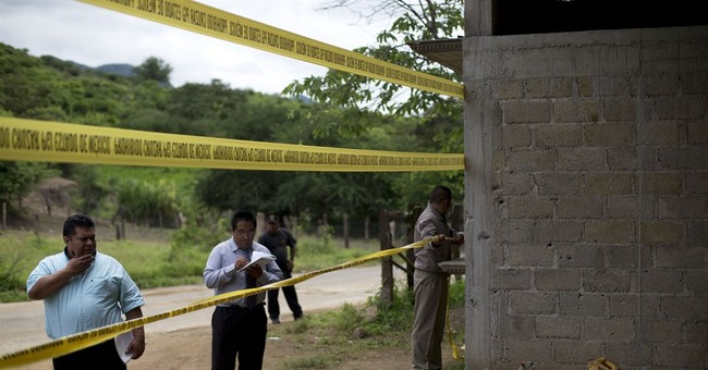 3 soldiers charged in Mexico army killing of 22