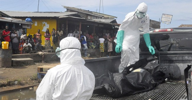 UN says 1st staffer dies of 'probable' Ebola
