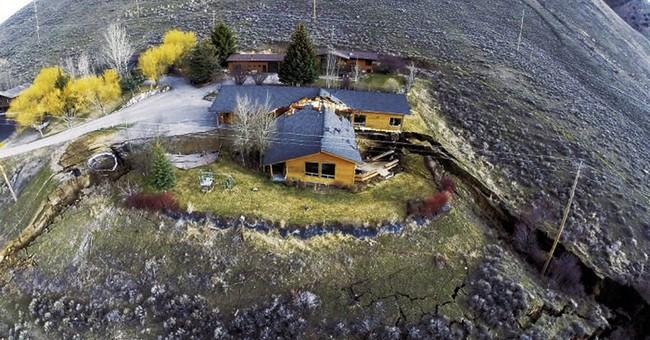 Wyoming landslide stabilization to begin in 2015