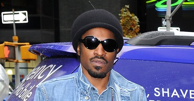 Andre 3000: 'Will I be the 'Hey Ya!' guy forever?'