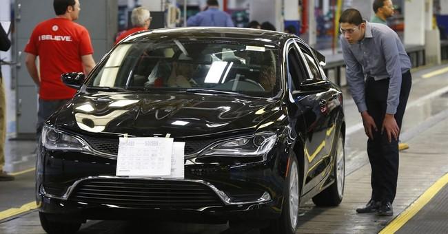 Chrysler's US sales jump 19 percent in September