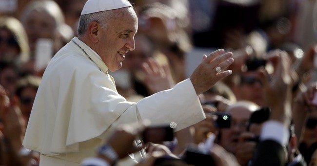 Pope urges Europe to open doors to refugees