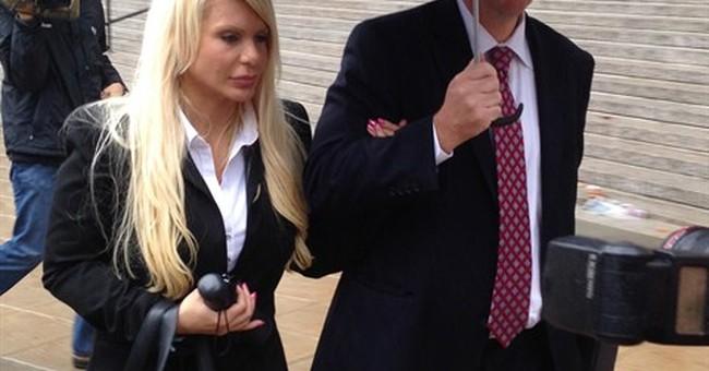 Ex-madam who ran against Spitzer gets prison term