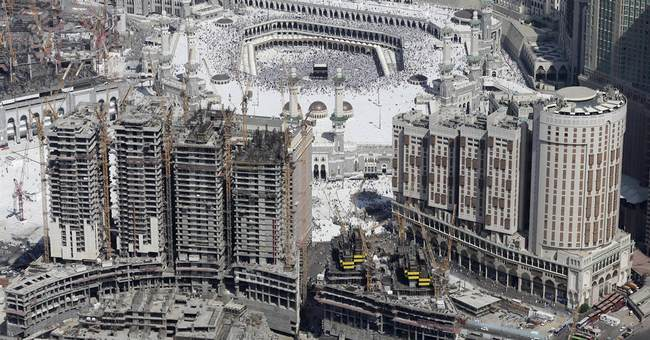 Saudi overhaul reshapes Islam's holiest city Mecca