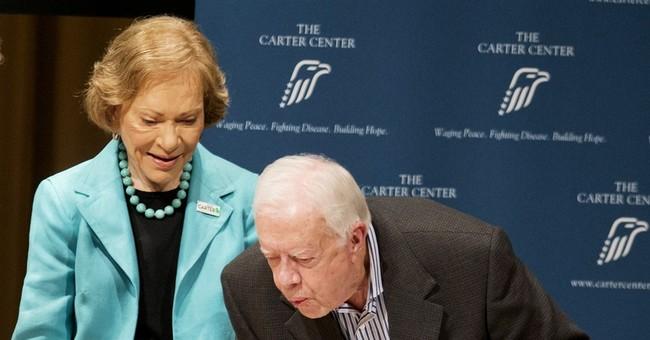 Former President Carter celebrates 90th birthday