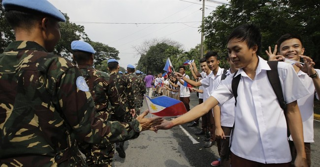 Philippines won't send troops to unclear mission