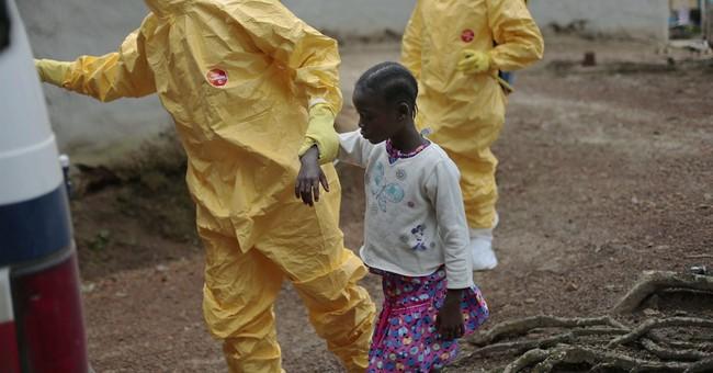 Liberia short on ambulances for Ebola patients