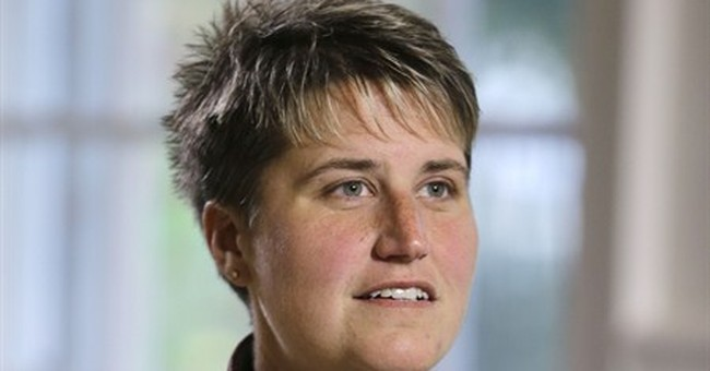 White Ohio woman sues over sperm from black donor
