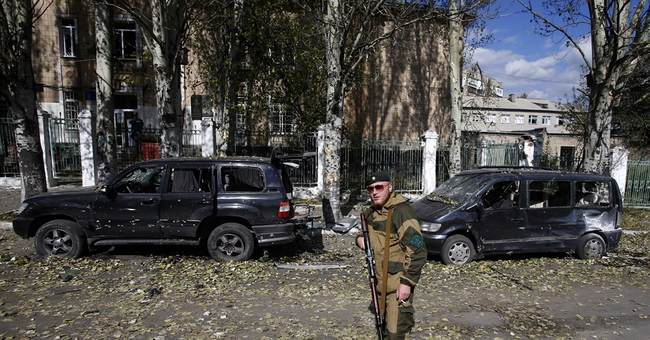 Ukraine rebels close in on Donetsk airport
