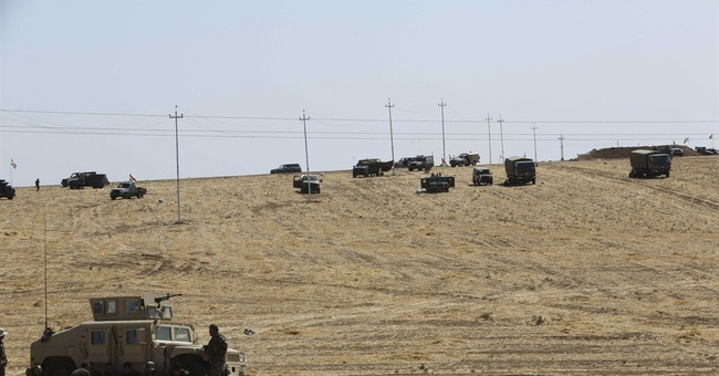 Iraqi Kurds fight Islamic State with aged weapons