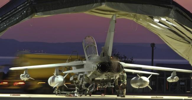 British warplanes destroy IS targets in Iraq
