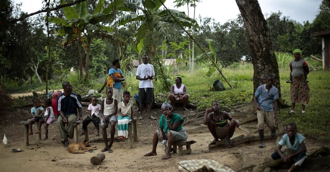 Ebola a constant threat in reporting from Liberia