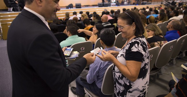 Fight for growing Pentecostal vote in Brazil
