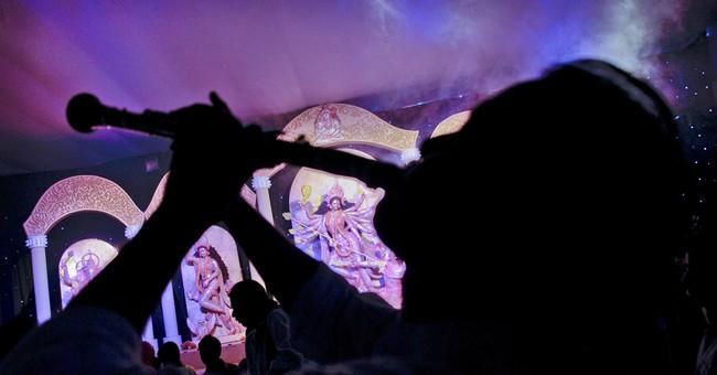 Image of Asia: Celebrating Durga Puja