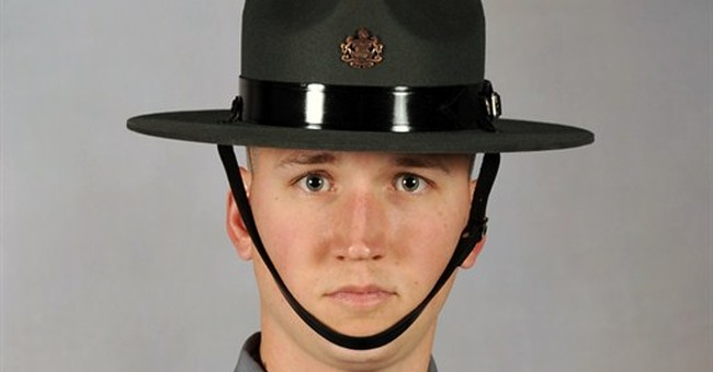 Trooper accidentally shot in training exercise