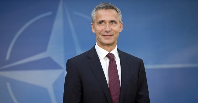 Correction: NATO-Stoltenberg story