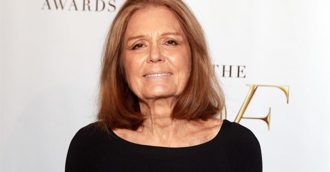 Steinem: Domestic violence discussion a positive