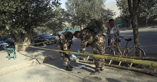 Taliban suicide bombers kill 7 in Kabul, wound 21