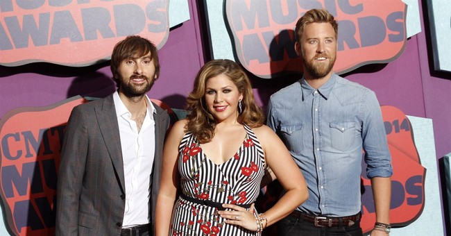 Family gives Lady Antebellum new outlook