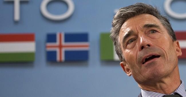 Former NATO chief opens strategic consultancy
