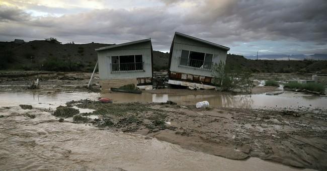 Wet, wild monsoon season ends in Southwest