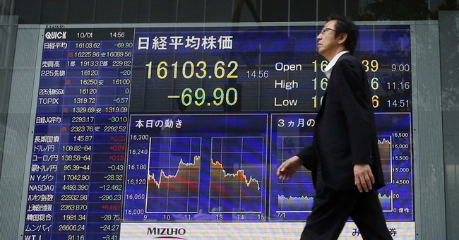 Asian stocks down on recovery, Ebola worries