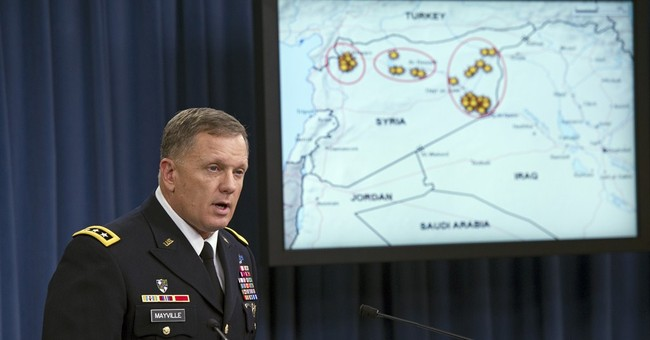 Civilian casualty standard eased in Iraq, Syria