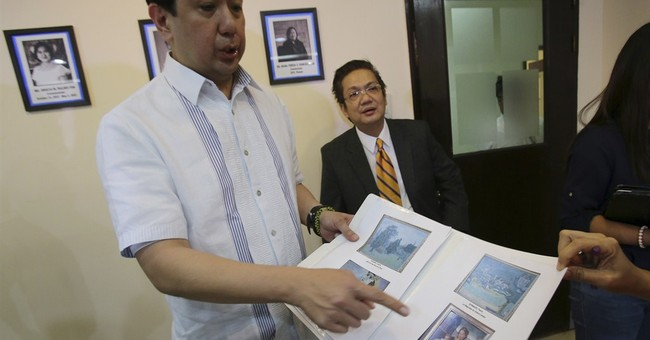 Philippines seizes 15 paintings from Marcos family