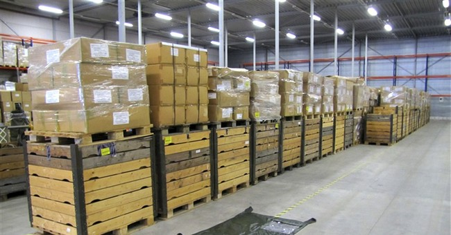 For sale: 2,500 Dutch body bags