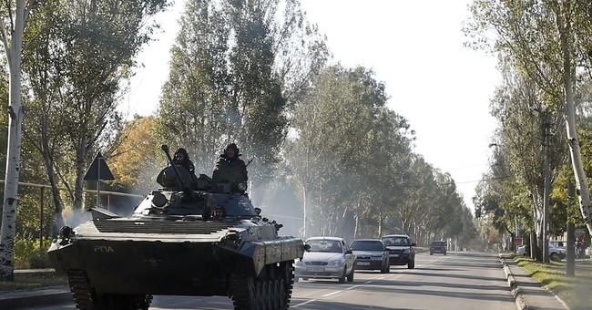 Red Cross office hit by shells in Ukraine, 1 dead