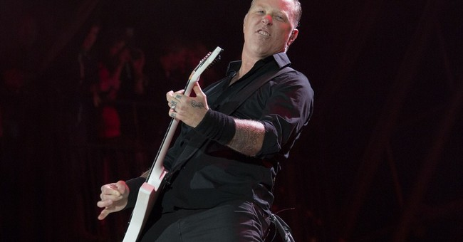 Metallica, Rihanna booked for 'Valor' concert
