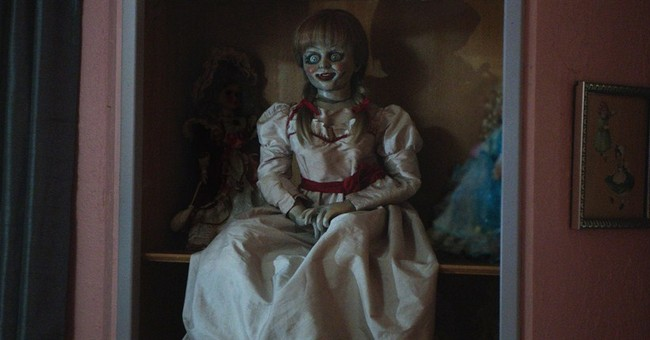 Review: Chucky needn't worry about 'Annabelle'