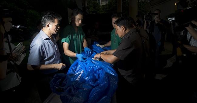 Thai police: 2 men admit killing British tourists