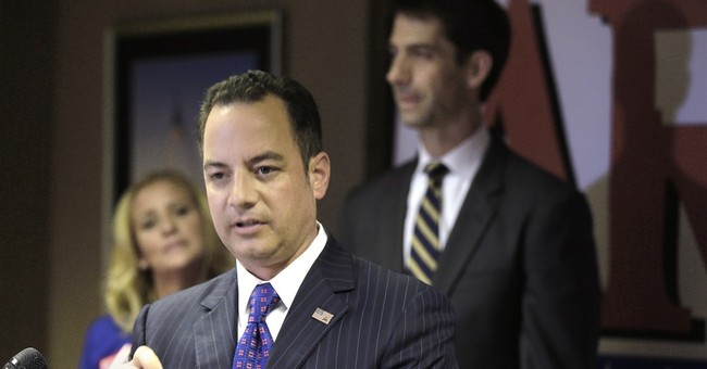 RNC chair: GOP ready to lead