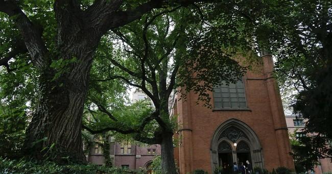 Episcopalians battle behind walls of NYC seminary
