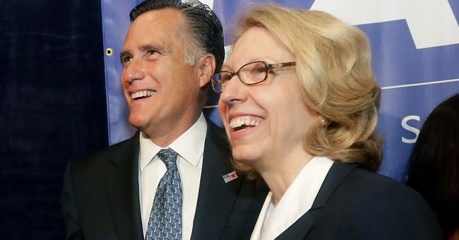 Mitt Romney rallies with Land, other GOP hopefuls