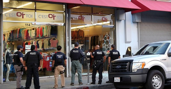 Fashion district gets new cash reporting rules