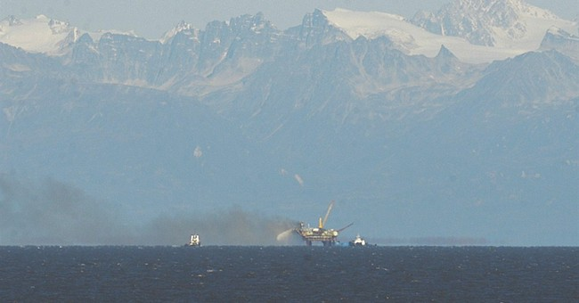 Fire at offshore gas platform prompts evacuation
