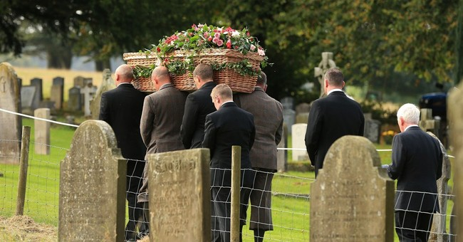 Royalty, Elvis at Duchess of Devonshire funeral