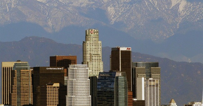 Cancer risk from bad Southern California air eases