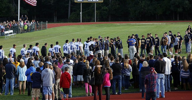 NY teen in fatal football collision mourned