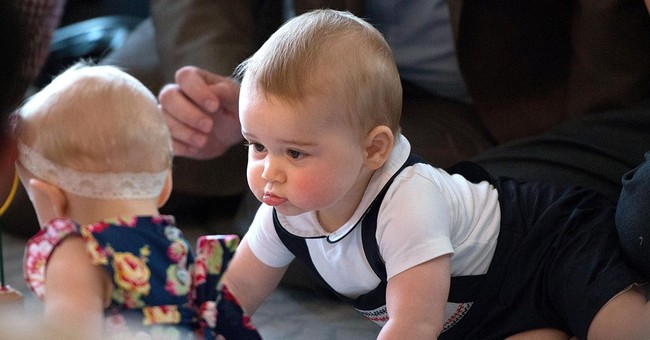 UK royals issue warning over Prince George pics